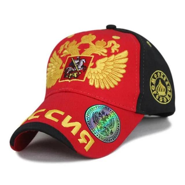 2019 New Fashion For Olympics Russia Sochi Bosco Baseball Cap Snapback Hat Sunbonnet Brand Casual Cap Man Woman Hip Hop