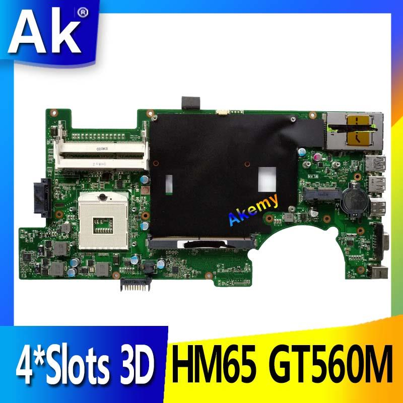 AK G73SW Mainboard REV2 0 For ASUS G73SW G73S G73 Laptop motherboard HD3000 100 fully tested