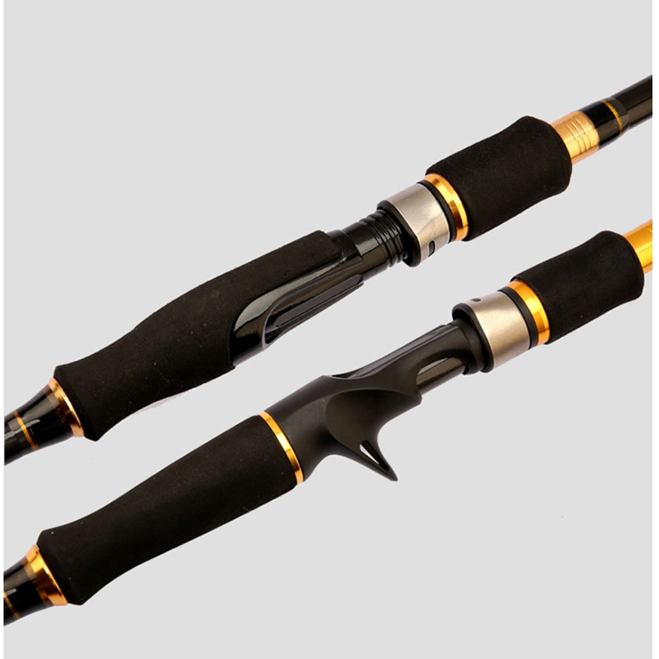 Image 5 - 2019 series ultralight carbon spinning fishing rod for squid bass carp bait casting lure rod telescopic stick hard short 1.8 2.7-in Fishing Rods from Sports & Entertainment