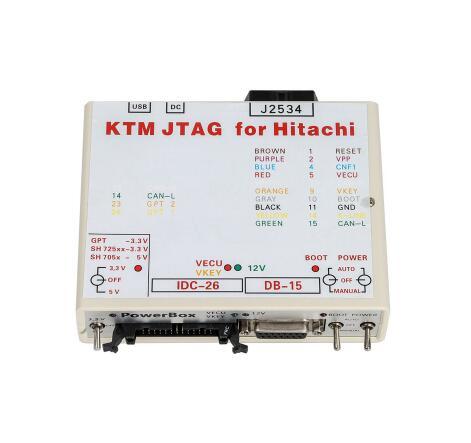 ea5db6be65c0 ktmflash Tactrix Openport 2.0+ECUFLASH ECU Flash Cable with Brand-New Full  Chip PowerBox for PCMFlash KTM JTAG for Hitachi