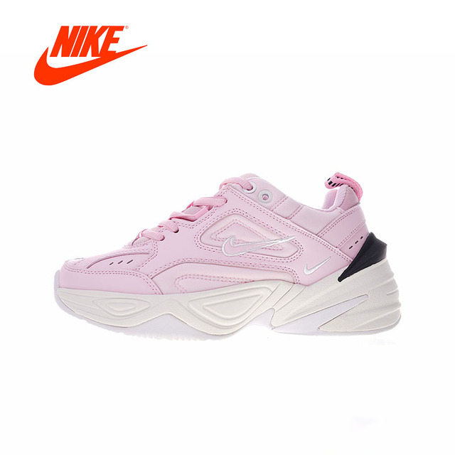Original New Arrival Authentic Nike M2K Tekno Women s Comfortable Running  Shoes Sport Outdoor Sneakers Good Quality AO3108 600-in Running Shoes from  Sports ... 467c980e8daa