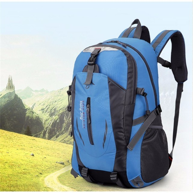High Quality Waterproof Outdoor Sports Mountaineering Backpack Women Men  Hiking Athletic Sport Travel Backpack Climbing Bags a895b0b82ec12