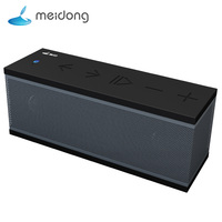 Meidong Portable Bluetooth Speaker Subwoofer Stereo Mini Wireless Speakers Amplifier For Phone Computer 3 5mm Mic