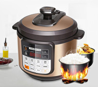 Electric Pressure Cookers pressure cooker double gall 6L rice electric cooker NEW