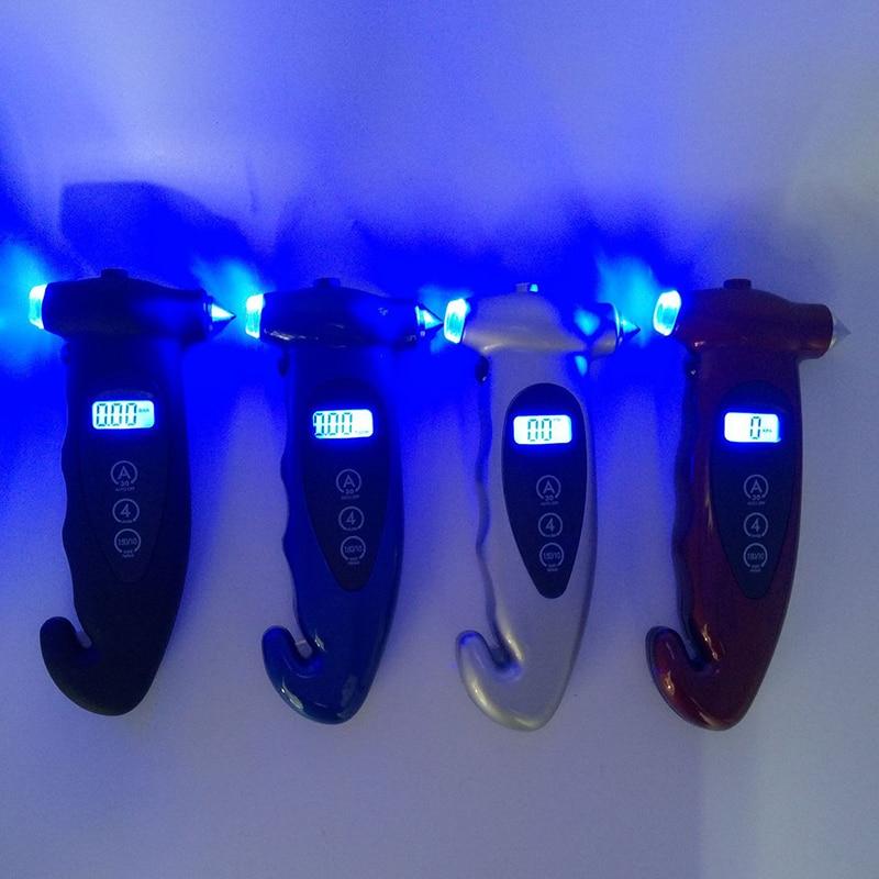 Image 4 - Tpms Автомобильная безопасность манометр для шин подсветка Высокоточный цифровой контроль давления в шинах Автомобильный манометр для шин-in Датчик давления в шинах from Автомобили и мотоциклы