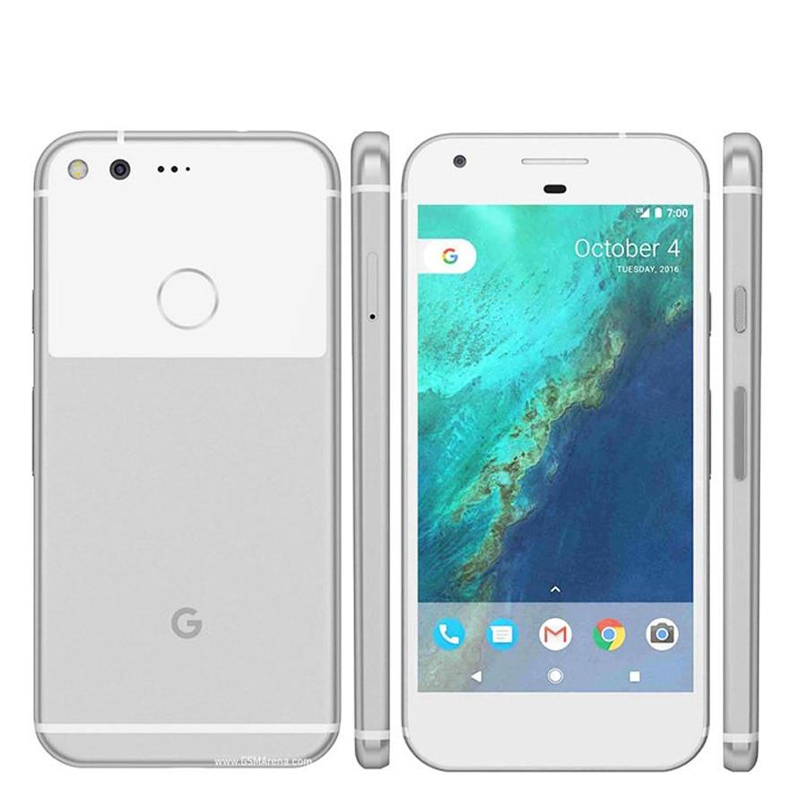 "EU バージョン Google ピクセル 5 ""ブランド新 4 ギガバイトの RAM 32 ギガバイト/128 ギガバイト ROM 携帯電話の Nfc クアッドコア指紋 4 4G LTE スマートフォン  グループ上の 携帯電話 & 電気通信 からの 携帯電話 の中 3"