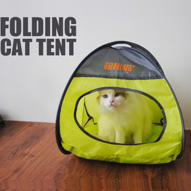 Foldable Anti-mosquito Cat Tent Small Dog House Pet Dog Bed Cat Bed House Travling & Foldable Anti mosquito Cat Tent Small Dog House Pet Dog Bed Cat ...