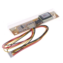 """CCFL двойная лампа высокого давления Инвертор доска ЖК-экран подсветка 10-2"""" 10-28 в и Прямая поставка"""