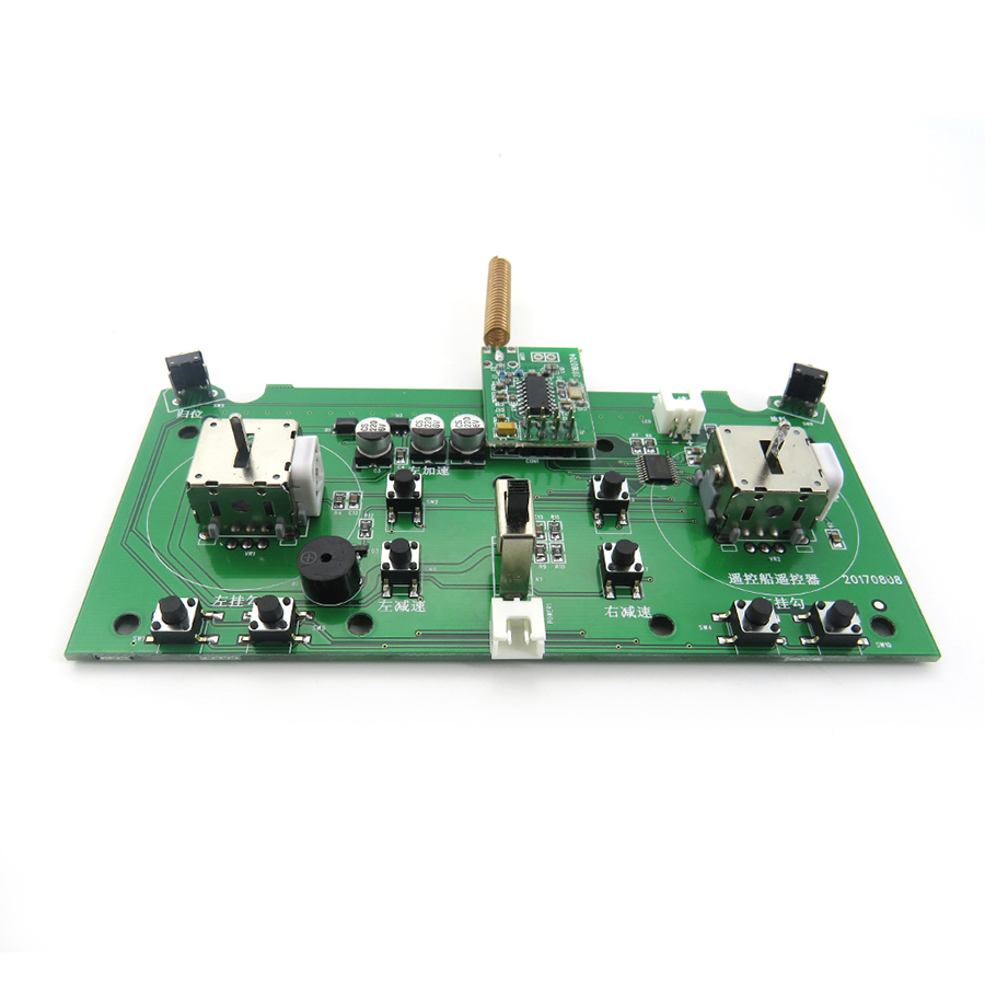 Image 2 - Flytec 2011 5 Fishing Bait Boat Body Parts Accessories Remote Control Circuit Board For 2011 5 Fishing Bait Boat-in Parts & Accessories from Toys & Hobbies