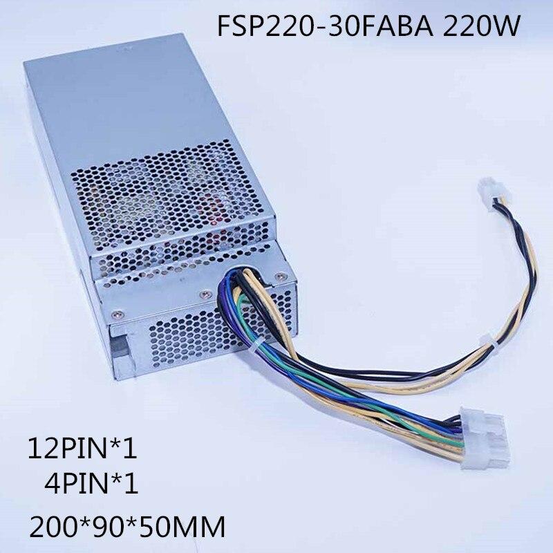 220 w di Alimentazione del PC per <font><b>Acer</b></font> Veriton B630 X4630 X6630 di Alimentazione Del Computer di Alimentazione FSP220-30FABA D15-220N1A PS-3221-9AB 12pin + 4pin