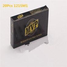 MVP Transparent Tattoo Needles With Membrane System 20Pcs/Lot 1215M1 Soft Close Magnum Tattoo Needles