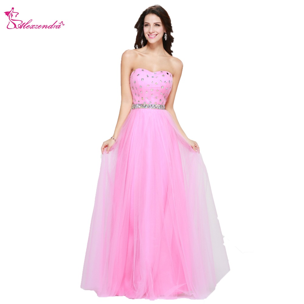 Alexzendra Beaded Tulle A Line   Bridesmaid     Dress   for Wedding Sweetheart Simple Party Gown   Bridesmaids   Gown