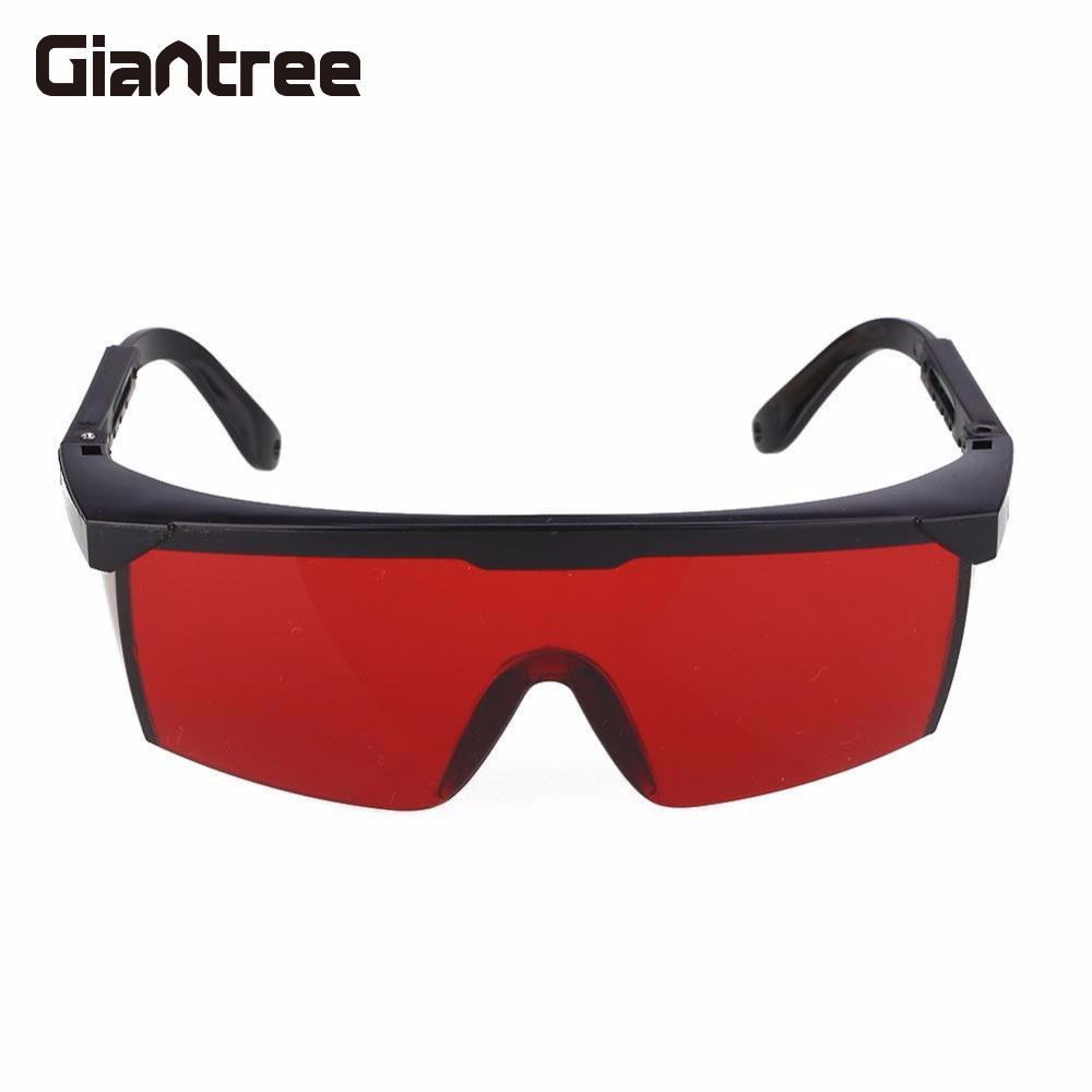 Giantree Red Blue Laser E-light Safety Protective Eyeglass Goggles Hair 190nm To 540nm Laser Protective Eyewear Removal Security