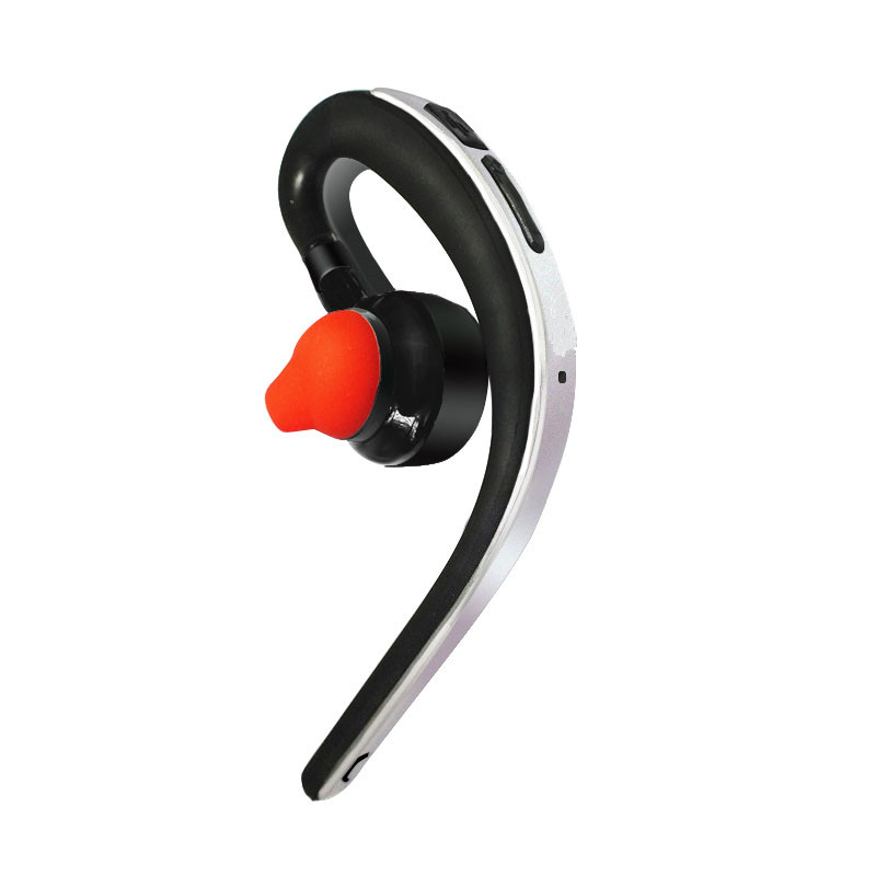 Handsfree Wireless Bluetooth Headset Business Earphone Noise Cancelling Sports Bluetooth Headphone with Mic Voice control Driver купить