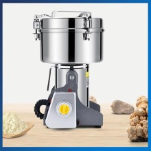 2500G Big Capacity Swing Grinder 220V 50HZ Electric Flour Mill Powder Machine xy 3500b 4500g big capacity electric flour mill powder machine