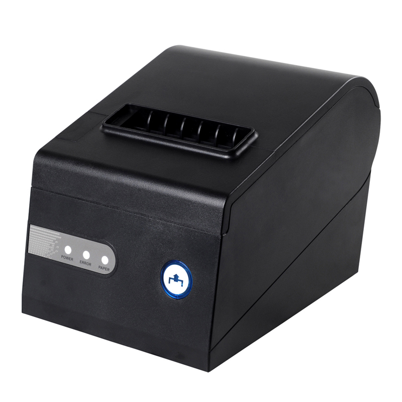 80mm thermal receipt printer XP-C260K USB+RS232+LAN interface Pos printer