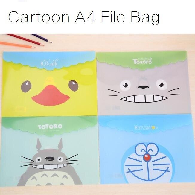 16pcs-lot-japan-cartoon-cat-friends-series-a4-file-folder-documents-bag-stationery-filing-fontbprodu