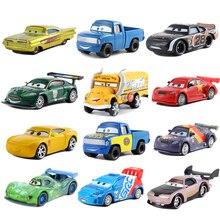 Машинки Дисней Пиксар Тачки 2 Луиджи и Гвидо металлическая литая под давлением игрушечная машинка 1:55 свободная абсолютно новая Дисней Cars2 и Cars3
