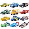 Samochody samochody Disney pixar 2 Luigi i Guido Metal odlewana zabawka samochód 1:55 luźne Brand New w magazynie Disney Cars2 i Cars3 darmowa wysyłka