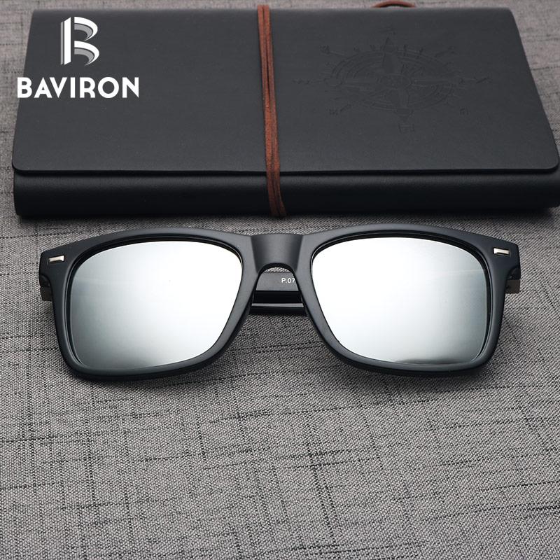 29c30e65a1 Detalle Comentarios Preguntas sobre BAVIRON Hipster conducción gafas de sol  para hombre moda cuadrado polarizado clásico hombre gafas de conducir muy  bien ...