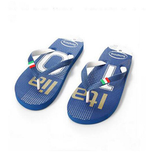 Summer Men Leisure Slipper Flip Flops Man Beach Shoes Casual Sandals Slip Sandals World Cup Sections For men Hot Sell Fashion
