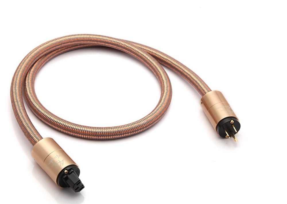 JP Accuphase fever импортный шнур Питания AU кабель питания Hi-Fi hifi американский стандартный аудио усилитель CD amp ЕС США вилка линия питания