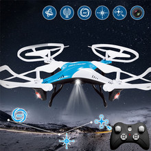 Hot JJRC H10 4CH RC Drone Quadcopter HD Camera RTF Flying Toys 360 Degree Flip 2.4GHz Helicopter With Headless Mode