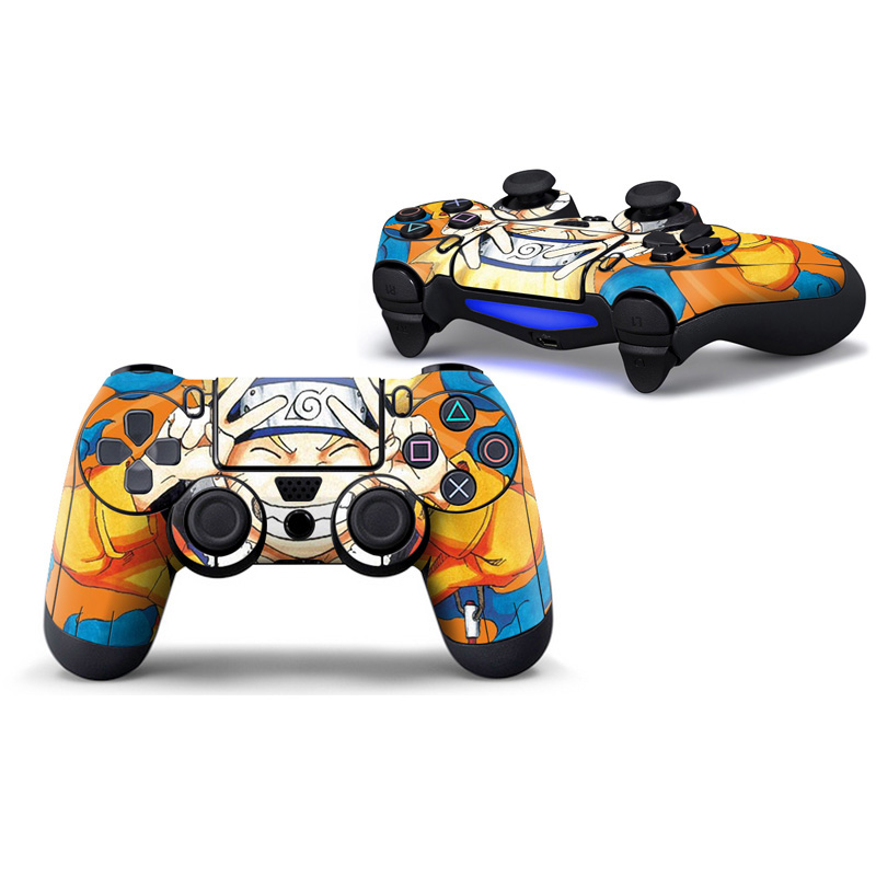 Protective game decal vinyl skin sticker for PS4 controller gamepad