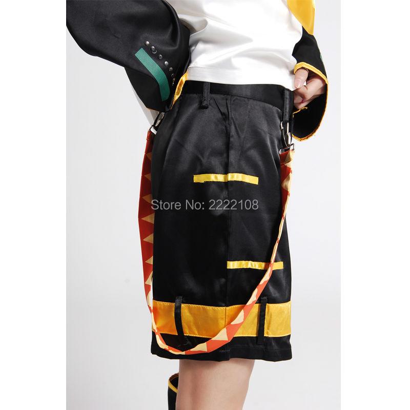 Anime VOCALOID anime cosplay Kagamine Len cosplay disfraz de - Disfraces - foto 4