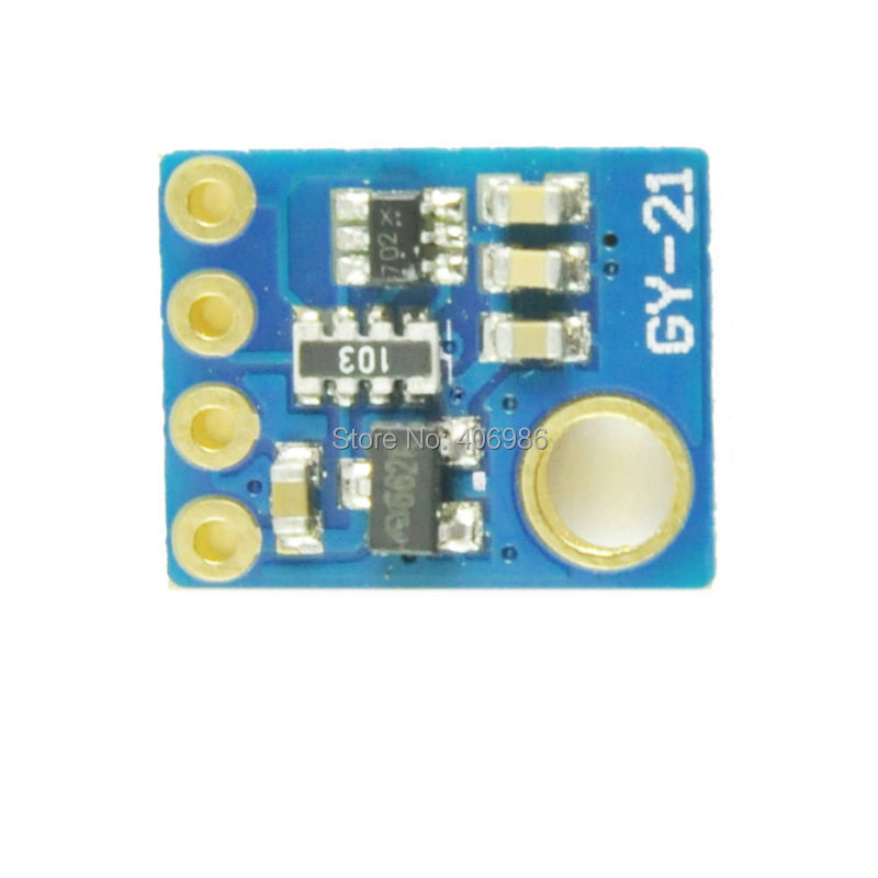 Humidity Sensor SHT21 Module Breakout font b Board b font Active Components for font b Arduino