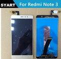 Черный Белый Золотой Цвет ЖК-Дисплей С Сенсорным Экраном Ассамблеи Без Рамки + Бесплатные Инструменты Для Xiaomi Redmi Note 3