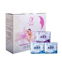 19 Packs/Lot Anion Sanitary Napkin Love Moon Sanitary Pad for Women Menstrual Pads Feminine Sanitary Hygienic Pads