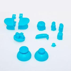 Image 5 - 21 X Volledige Set L R Abxy Z Toetsenborden Knoppen Voor Gamecube Game Controller Voor N Gc D Pads Power op Off Knoppen & Joystick Stick Cap