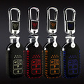 Новый Высокое Качество кожа Smart Remote key Дело Чехол Держатель Для Honda Civic Accord 10-й