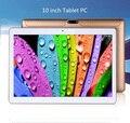 Телефонный Звонок 10 Дюймов Tablet pc Android 5.1 Оригинал 3 Г Android Quad Core 2 ГБ RAM 16 ГБ ROM WiFi FM IPS LCD 2 Г + 16 Г Таблетки Пк