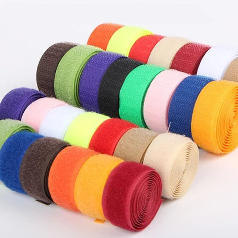 2cm x 1m colorful nylon hook loop magice tape self adhesive reusable fastener diy binding lines books school office tools 20pcs x 6 6 reusable nylon hook loop cable cord ties tidy straps organiser high quality brand new simple and practical