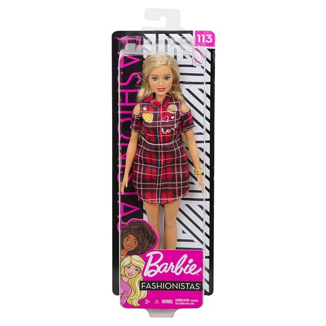 Barbie 100% Original Fashionistas Girls 35