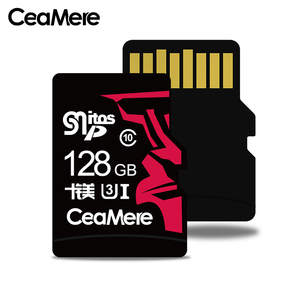 Image 3 - CeaMere זיכרון כרטיס 256GB 128GB 64GB U3 UHS 3 32GB מיקרו sd כרטיס Class10 UHS 1 פלאש כרטיס זיכרון Microsd TF/SD כרטיסי עבור Tablet