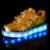 Sapatos USB Recarregável Luminoso Colorido Tênis de Moda Infantil das crianças LEVARAM Sapatos Sparkle Sapatos para Meninos e Meninas