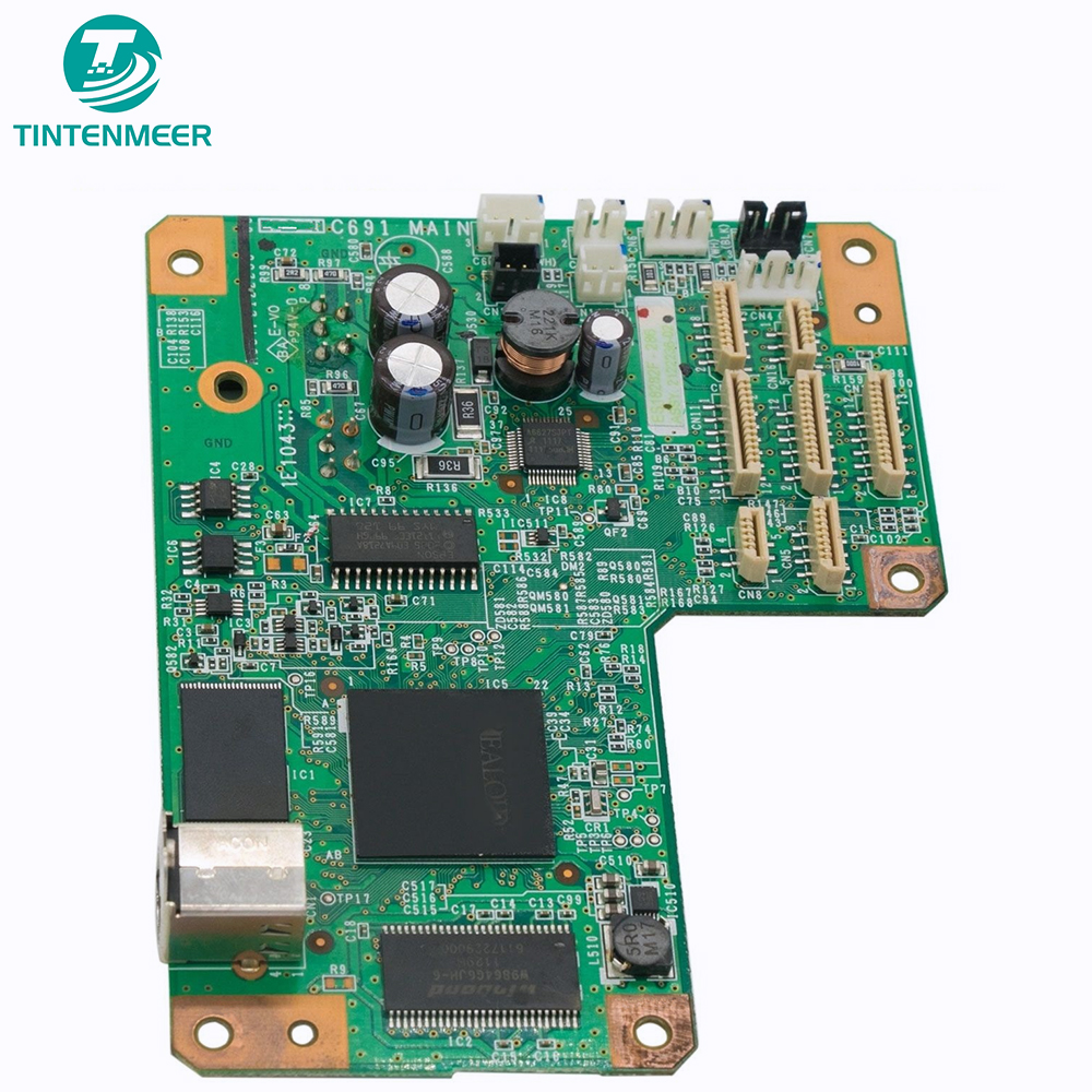 Printer Supplies Confident Tintenmeer Brand New Original Main Board Mother Board Compatible For Epson L800 L801 R280 R290 R285 R330 A50 T50 P50 T60 Printer Let Our Commodities Go To The World Office Electronics