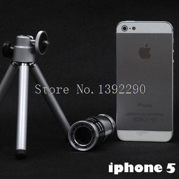 New 2016 12x Mobile phone Long Focus Telephoto/Telescope Zoom Lens/lenses For Iphone 6 6plus