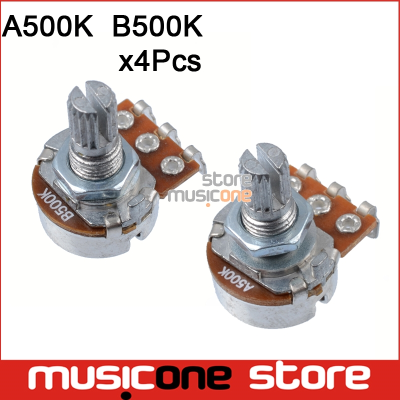 Guitar Volume Pot Promotion-Shop for Promotional Guitar Volume Pot ...