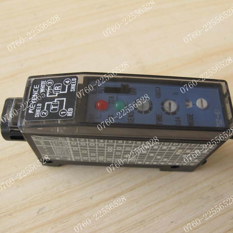 цена на Free Shipping KEYENCE photoelectric sensor PS2-61 ultra-small amplifier separation type original authentic