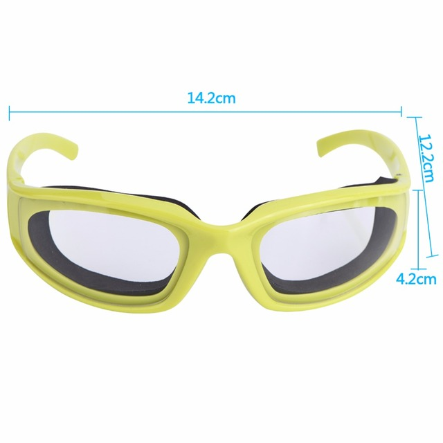 1Pc Kitchen Accessories Onion Goggles Barbecue Safety Glasses Eyes Protector