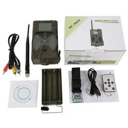HC300M Wild Camera 12MP Email MMS GSM 1080P Night Vision Hunting Traps Trail Camera Wildlife Camera
