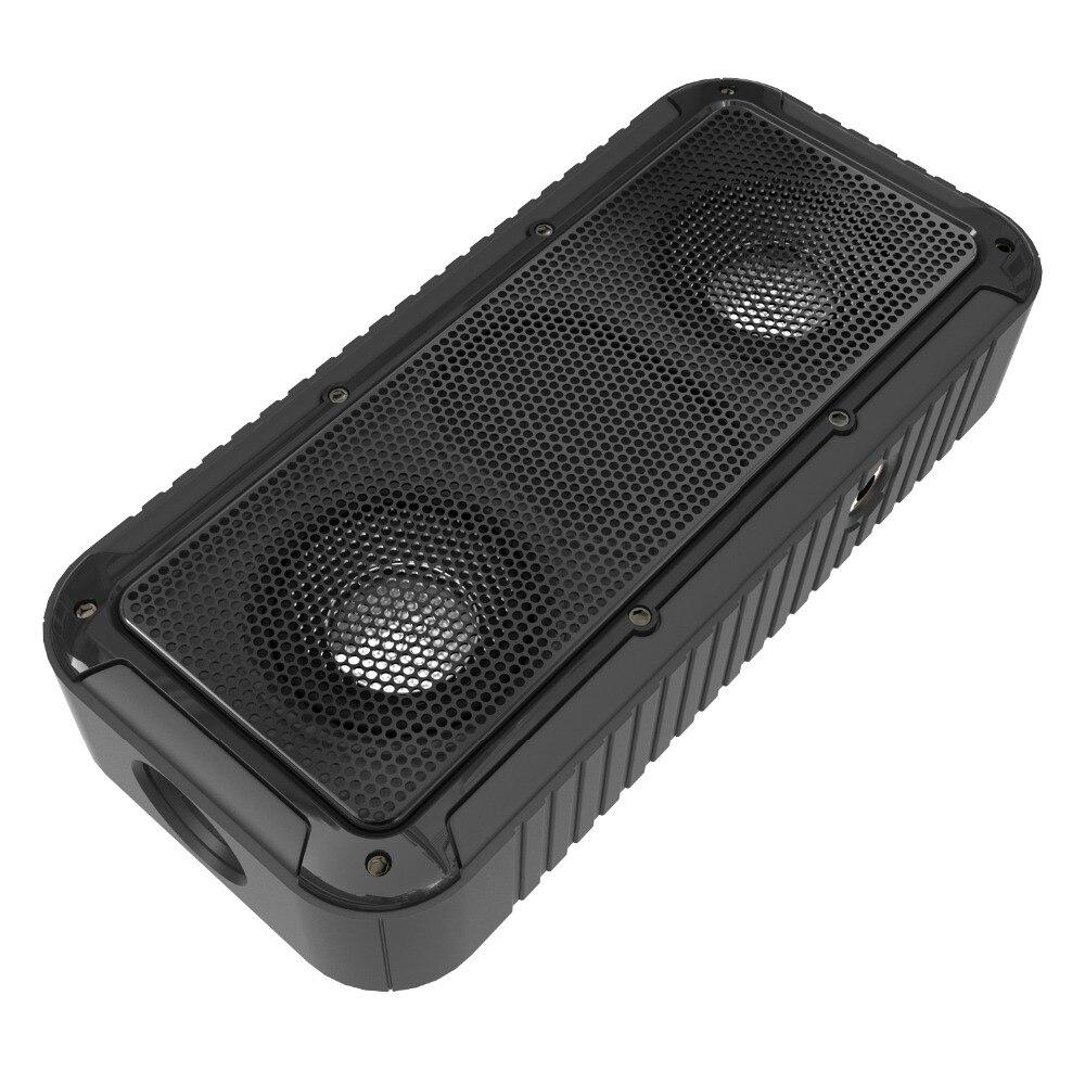 Waterproof Wireless Bluetooth Speaker With Microphone 3.5 Jack
