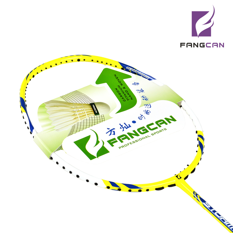 100% Graphite FANGCAN One Piece Carbon Badminton Racquet with String Done TORAY-35 Badminton Racket клей активатор для ремонта шин done deal dd 0365
