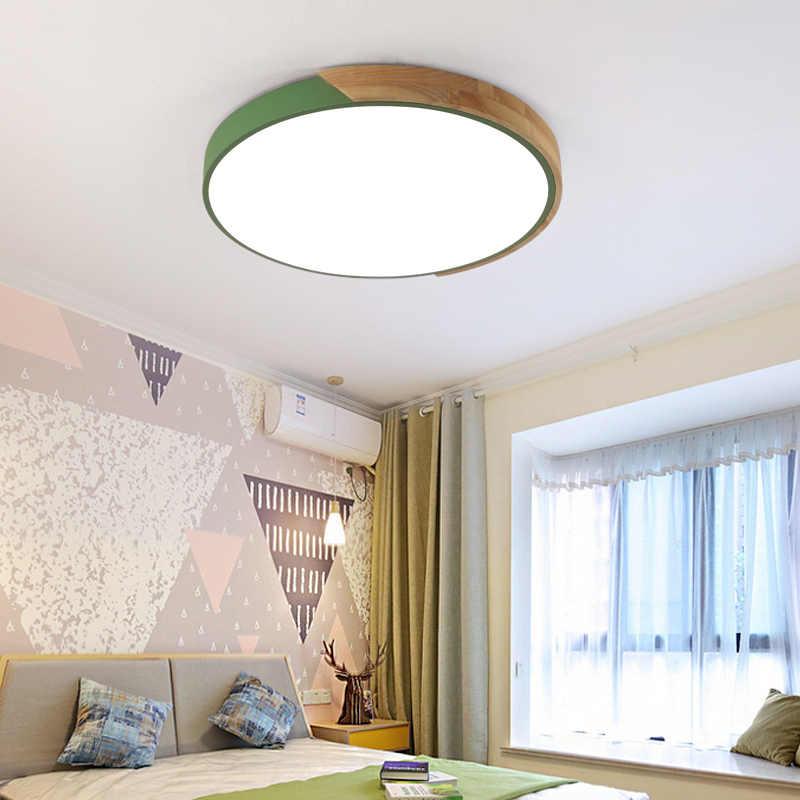 2019 TRAZOS подвесные светильники светодиодные Современные для столовой деревянные + металлическая подвеска висячая Потолочная люстра Домашнее освещение для кухни