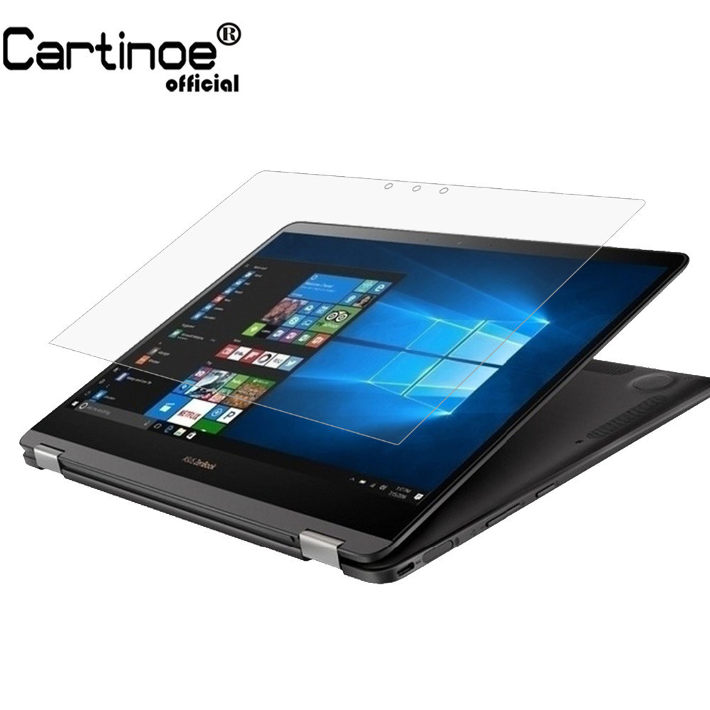 Cartinoe 13.3 Inch Laptop Screen Protector For Asus Zenbook Flip S Ux370ua 13.3