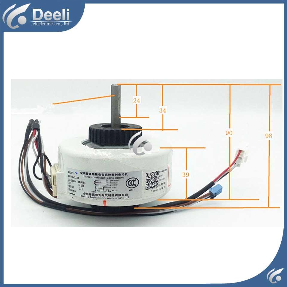 new good working for Air conditioner Fan motor machine motor KSFD-20B1 = 0010404233C RPG20F-3 20W good working стоимость